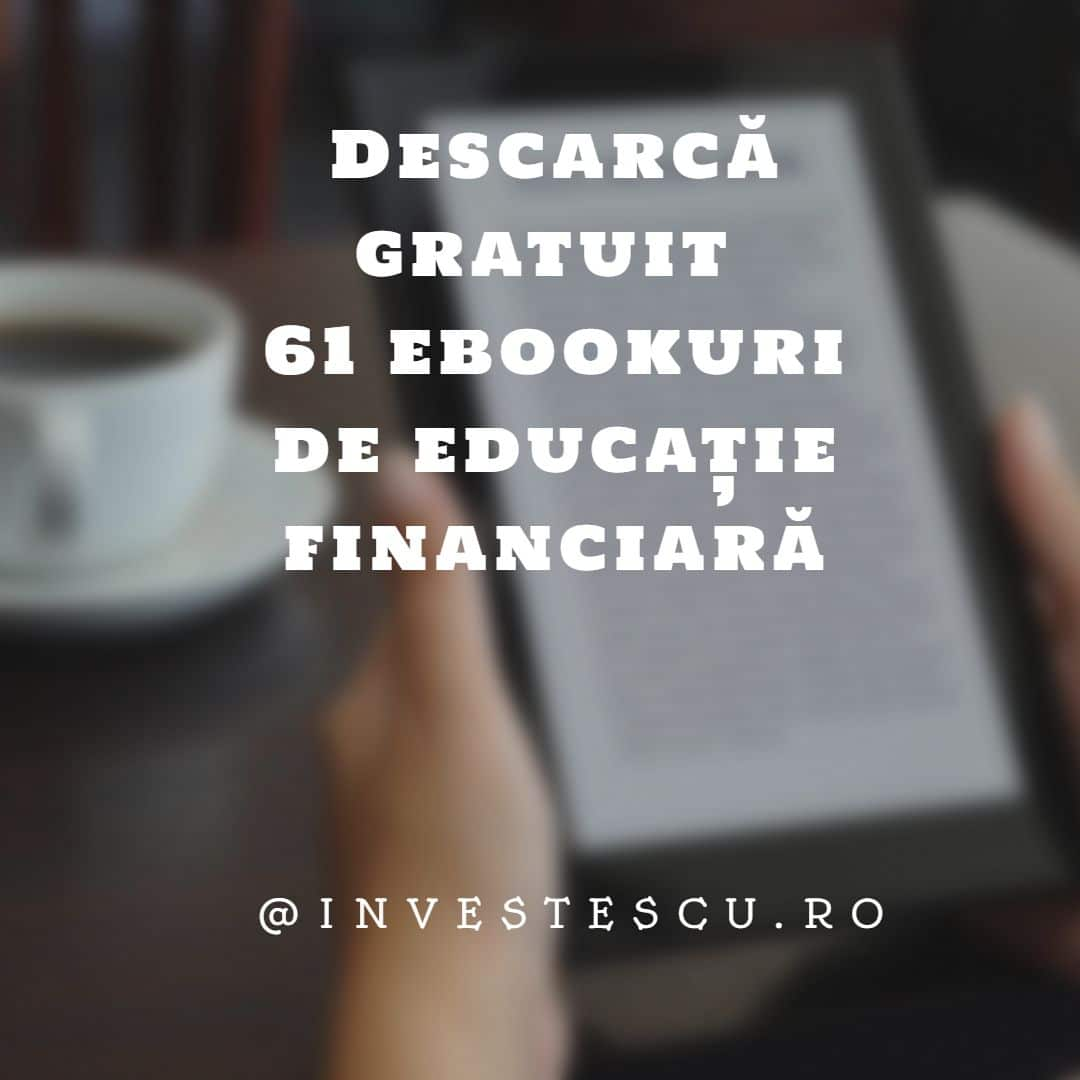 Descarca Gratuit 61 Carti Educatie Financiara E-books